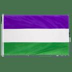 Suffragette UK - 3x5 ft Flag