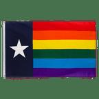Rainbow Texas - 3x5 ft Flag