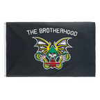 The Brotherhood - 3x5 ft Flag