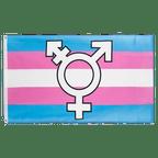 Transgender Symbol - 3x5 ft Flag