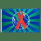 World Aids Awareness - 3x5 ft Flag