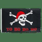 Pirate Yo Ho Ho Ho - 3x5 ft Flag