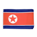 Nordkorea - Flagge 30 x 45 cm