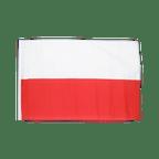 Poland - 12x18 in Flag