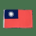 Taiwan - Flagge 30 x 45 cm