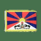 Petit drapeau Tibet - 30 x 45 cm