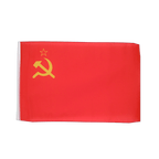 USSR Soviet Union - 12x18 in Flag