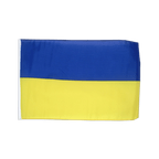 Ukraine - 12x18 in Flag