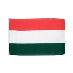 Ungarn - Flagge 30 x 45 cm
