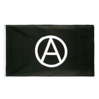 Anarchy - 3x5 ft Flag