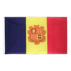 Andorra - Flagge 90 x 150 cm