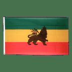 Äthiopien mit Löwe - Flagge 90 x 150 cm