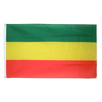 Ethiopia without star - 3x5 ft Flag