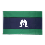 Torres Strait Islands - Flagge 90 x 150 cm
