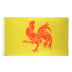 Belgium Wallonia - 3x5 ft Flag