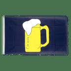 Drapeau Bière - 90 x 150 cm