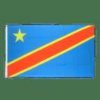 Drapeau République démocratique du Congo - 90 x 150 cm