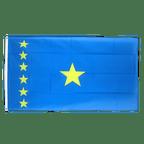 Demokratische Republik Kongo alt - Flagge 90 x 150 cm