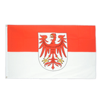 Brandenburg - Flagge 90 x 150 cm
