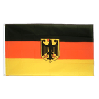 Drapeau Allemagne Dienstflagge - 90 x 150 cm