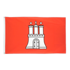 Hamburg - Flagge 90 x 150 cm