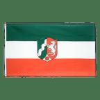 Nordrhein Westfalen - Flagge 90 x 150 cm