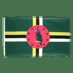 Dominica - Flagge 90 x 150 cm
