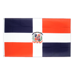 Dominican Republic - 3x5 ft Flag