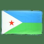 Dschibuti - Flagge 90 x 150 cm