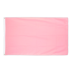 Drapeau Rose - 90 x 150 cm