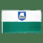 Saaremaa - Flagge 90 x 150 cm