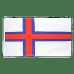 Färöer Inseln - Flagge 90 x 150 cm