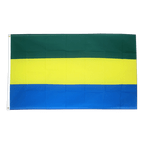 Gabon - 3x5 ft Flag