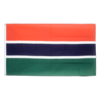 Gambia - 3x5 ft Flag