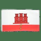 Gibraltar - Flagge 90 x 150 cm