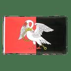 Buckinghamshire - Flagge 90 x 150 cm