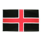 Durham City - Flagge 90 x 150 cm