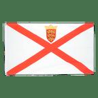 Jersey - Flagge 90 x 150 cm