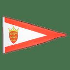 Jersey Wimpel - Flagge 90 x 150 cm