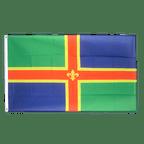 Lincolnshire - Flagge 90 x 150 cm