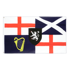 United Kingdom Lord Protector Banner und Command Flag 1658-59 - 3x5 ft Flag