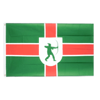 Nottinghamshire new - 3x5 ft Flag