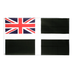 St. Piran Cornwall Ensign - 3x5 ft Flag