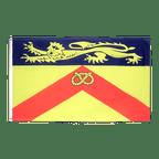 Staffordshire - Flagge 90 x 150 cm