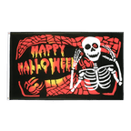 Drapeau Happy Halloween 5 - 90 x 150 cm