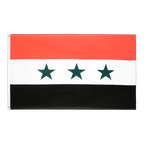Iraq without writing 1963-1991 - 3x5 ft Flag