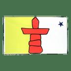 Nunavut - Flagge 90 x 150 cm