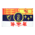 Drapeau Royal Standard du Canada - 90 x 150 cm