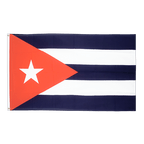 Drapeau Cuba - 90 x 150 cm