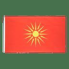 Mazedonien 1992-1995 - Flagge 90 x 150 cm